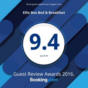2016 - Booking.com - 9.4/10