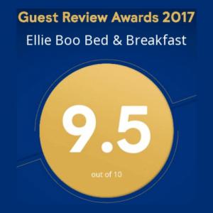 2017 - Booking.com - 9.5/10
