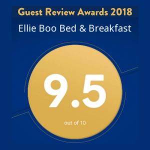 2018 - Booking.com - 9.5/10