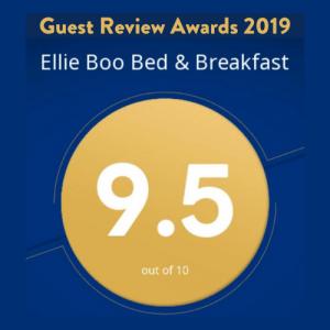 2019 - Booking.com - 9.5/10
