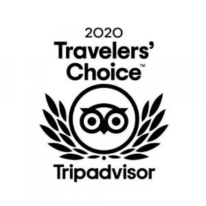 2020 - TripAdvisor - Travellers' Choice