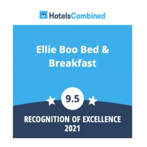 2021 - HotelsCombined - 9.5/10