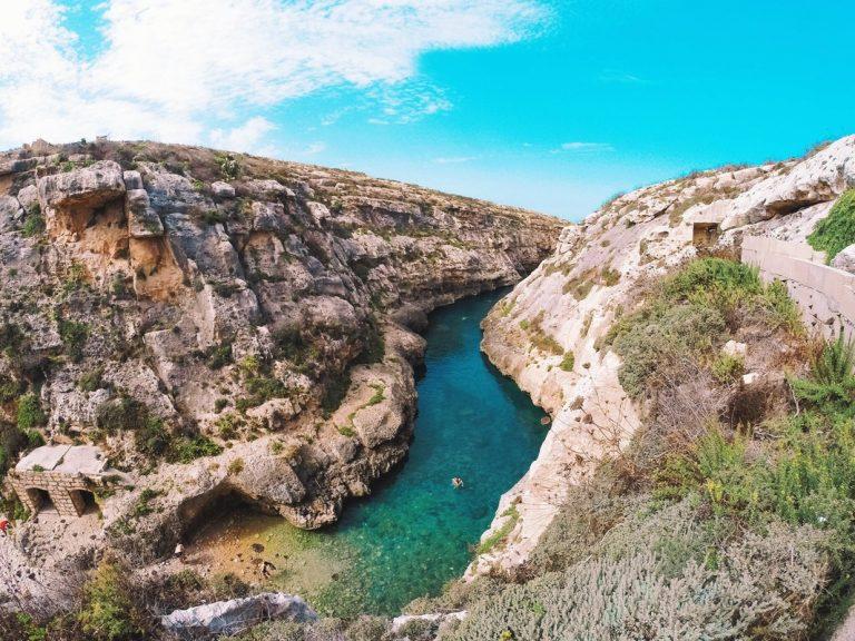 Xlendi Valley
